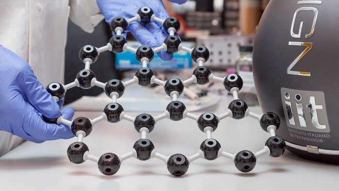 Grafeno, el material que evolucionará a la humanidad a un nivel superior