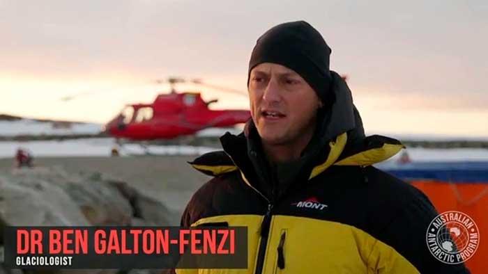 Enorme red de lagos hallados bajo el glaciar más grande de la Antártida