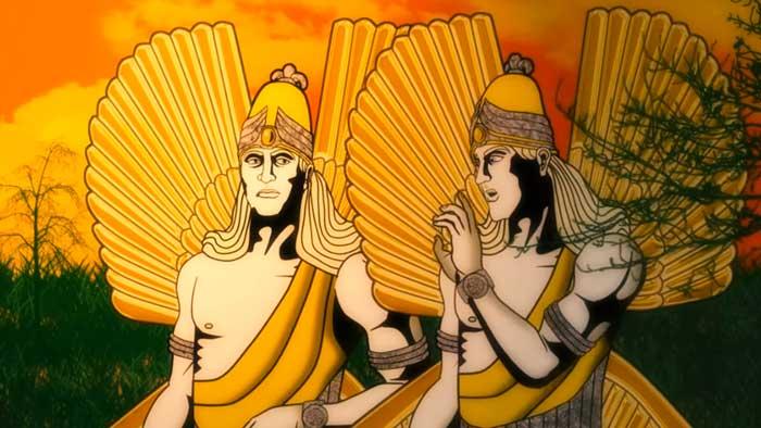 Anunnaki: Mensajeros del Viento, la mejor miniserie sobre el mito sumerio
