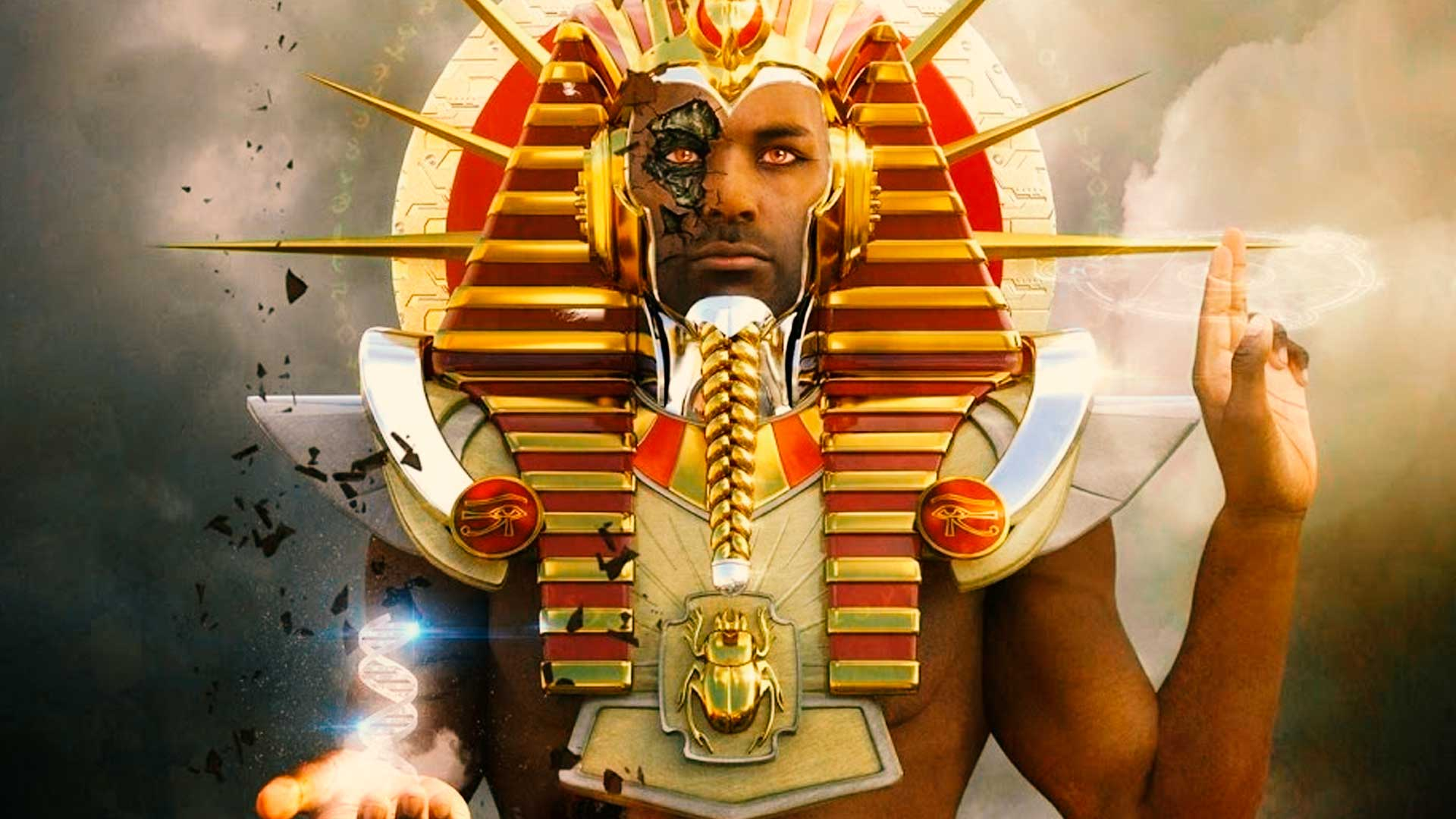 Anunnaki: Mensajeros del Viento, interesantísima miniserie sobre el mito sumerio