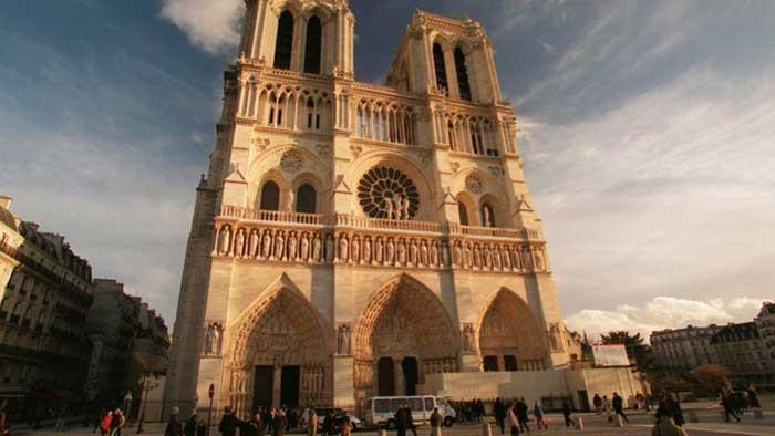 Los Secretos ocultos del incendio de Notre Dame y La Mezquita de Jerusalén
