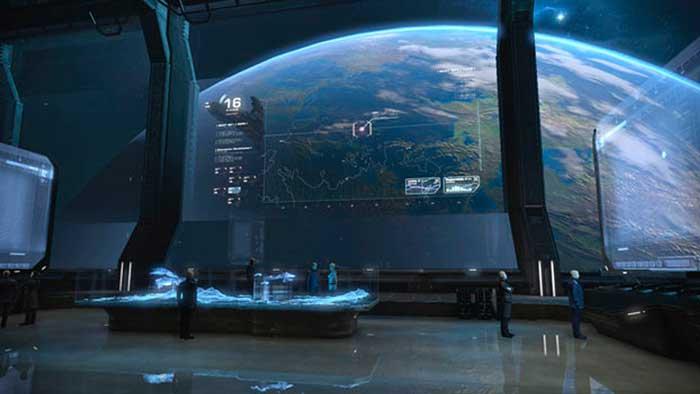 Solar Warden, ¿realmente existe una flota espacial secreta?