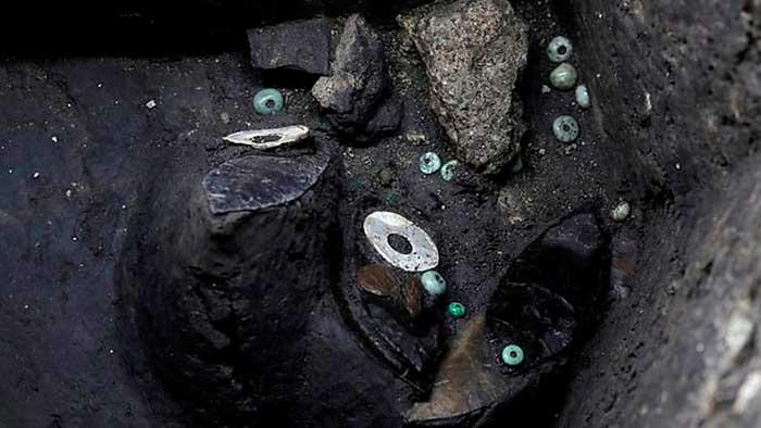 Arqueólogos a punto de hallar la tumba de un gran emperador azteca