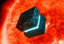 """La NASA divisa una vez más un """"cubo OVNI"""" cerca del Sol"""