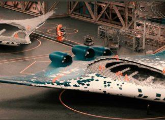 """NASA y MIT muestran su nuevo avión que """"cambia-forma"""""""