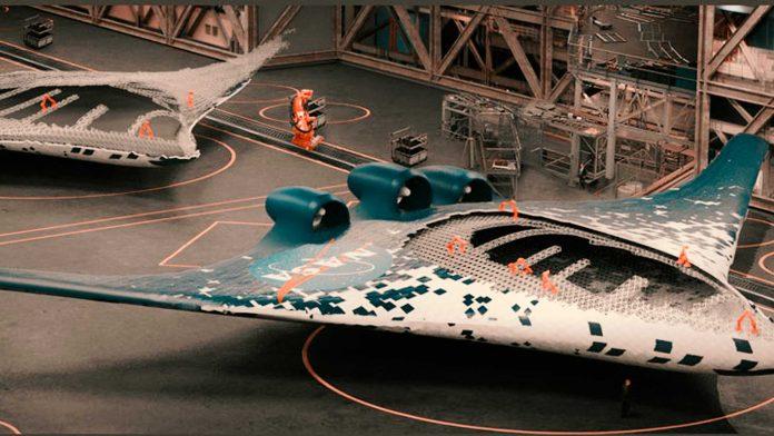 NASA y MIT muestran su nuevo avión que