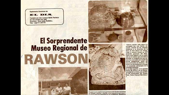Conexión Oriente-Sudamérica, el Misterio de las Piedras de Rawson