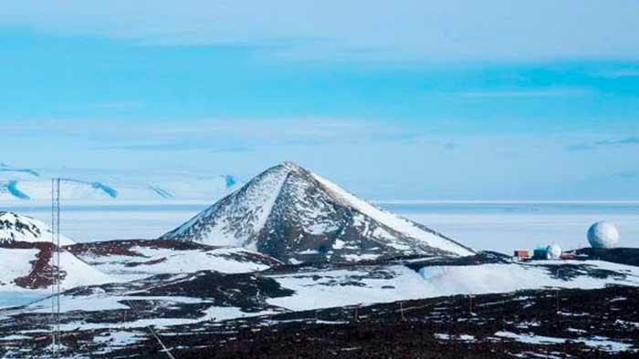 Nuevos hallazgos sobre la historia oculta de las Pirámides de la Antártida
