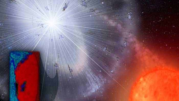 Polvo extraterrestre hallado en la Antártida podría cambiar nuestra comprensión del Sistema Solar