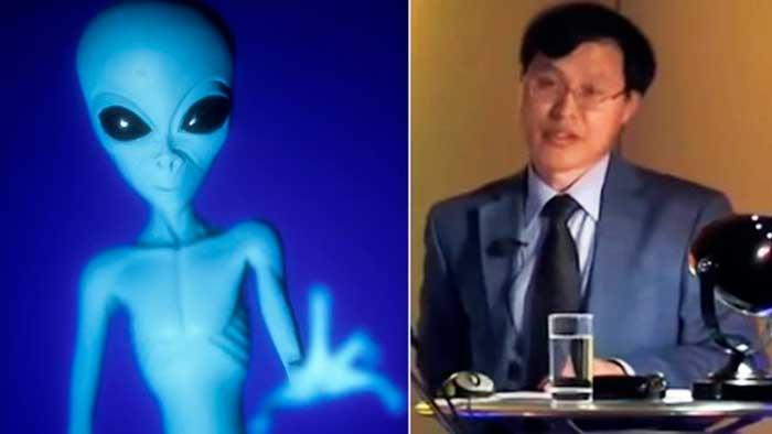 Importante profesor de Oxford asegura que los alienígenas se cruzan con humanos para crear híbridos