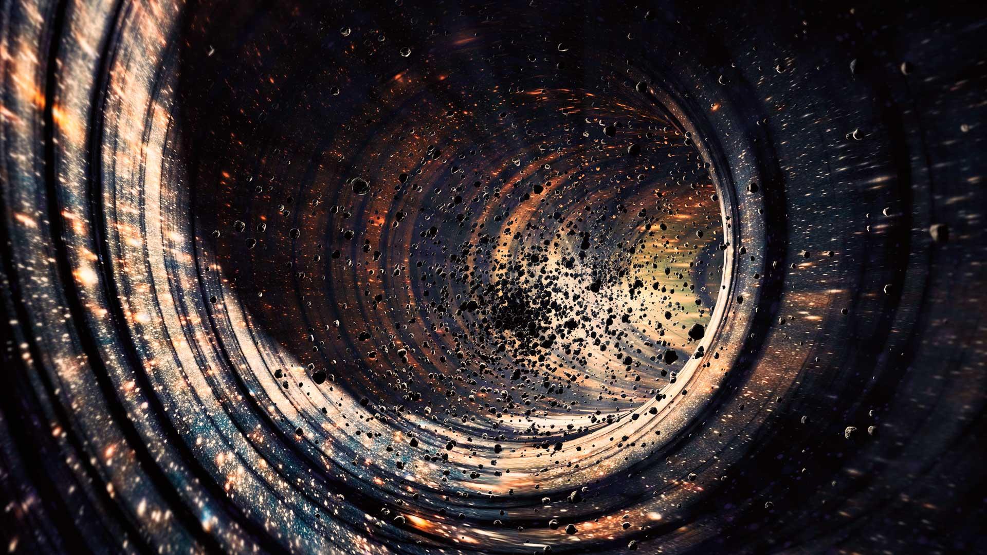 Tormenta de materia oscura se acerca cada vez más al Sol