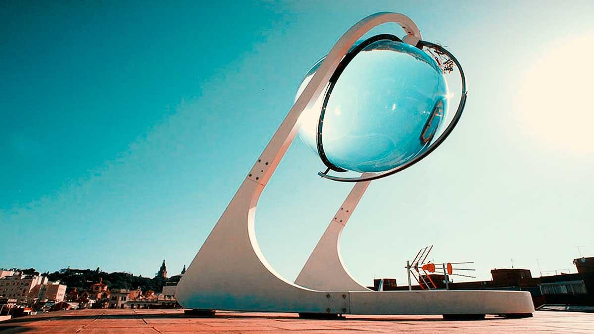 Esta esfera jubilará para siempre a los actuales paneles solares