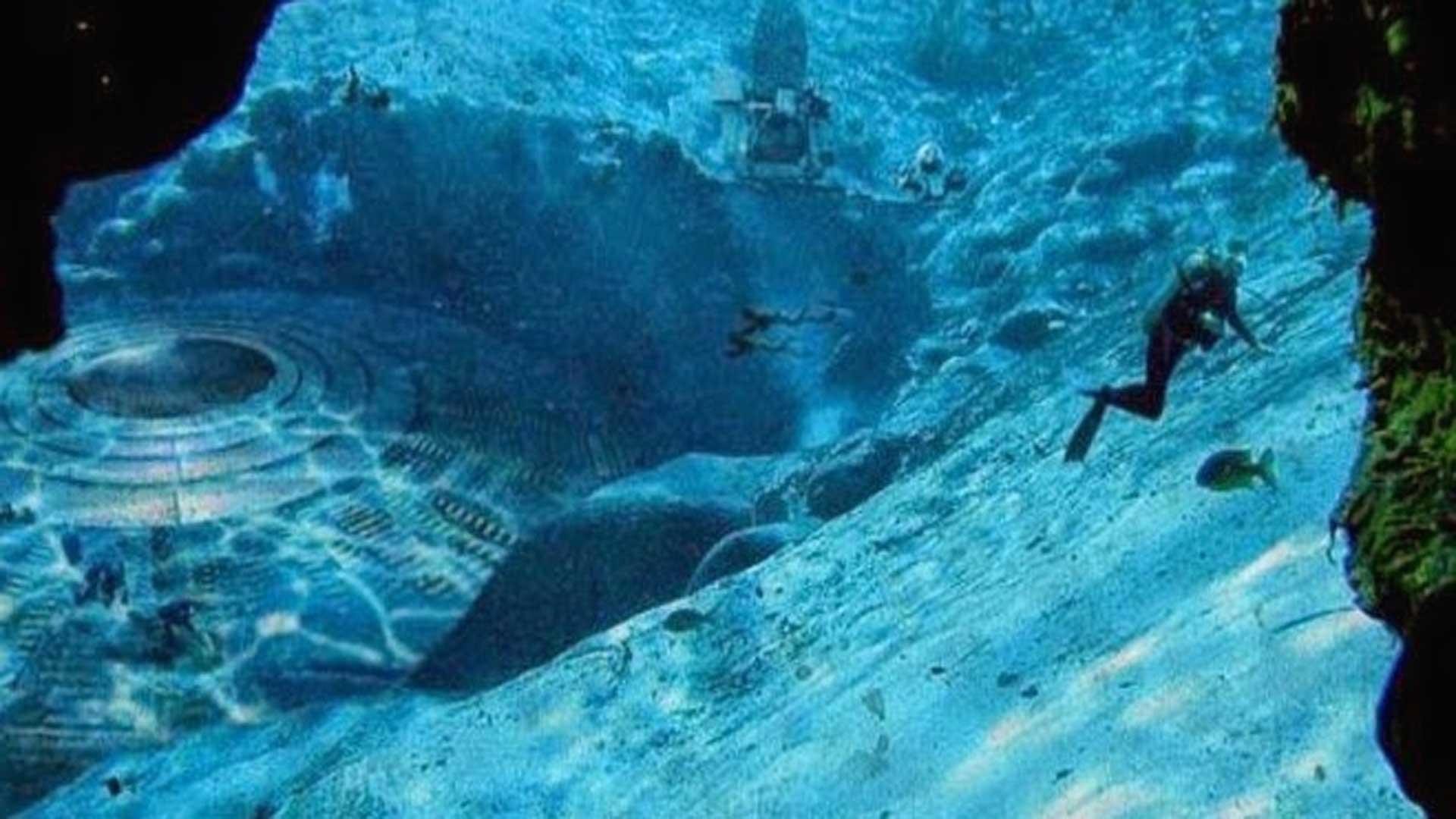 Expertos hablan sobre bases Alienígenas submarinas en el Lago Erie