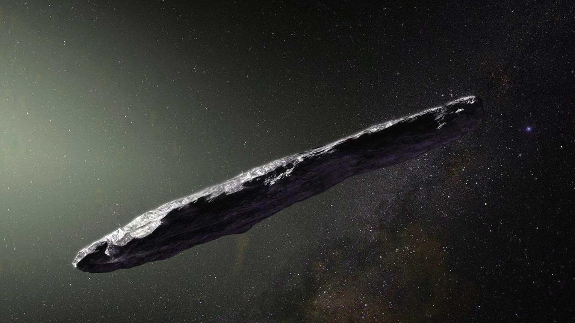 Segundo objeto interestelar ¿de dónde proviene?¿es como Oumuamua?