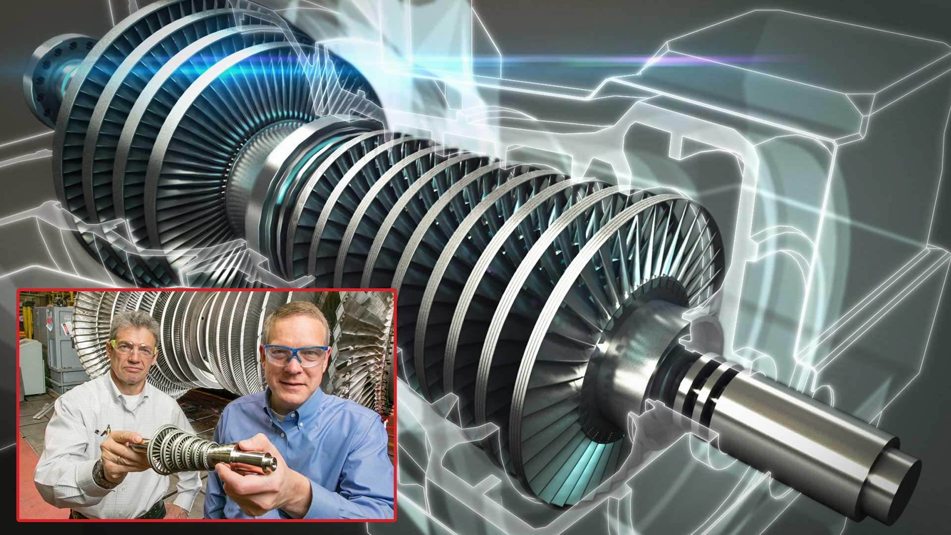 La turbina que dará un giro completo a nuestra forma de ver la energía ya está aquí
