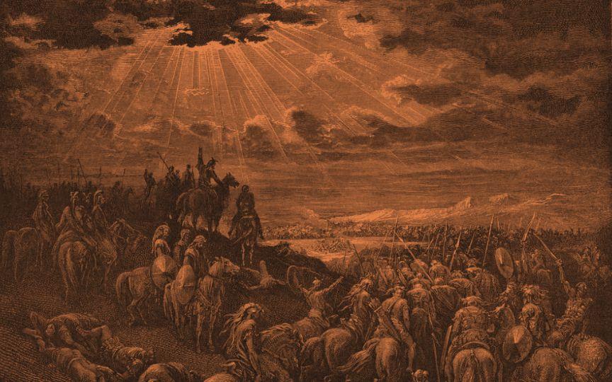 """Lo que dicen la Biblia y los mitos aztecas sobre el día en que""""el sol se detuvo"""" 2"""