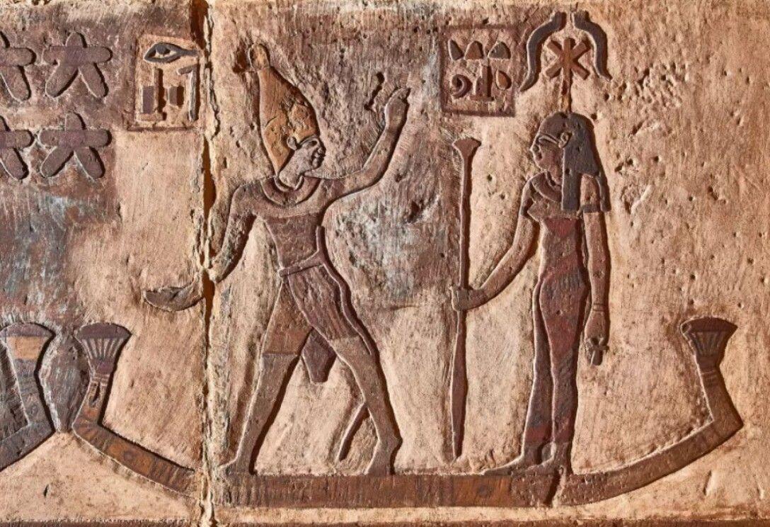 """Los arqueólogos han descubierto constelaciones""""desconocidas"""" en un templo egipcio 2"""