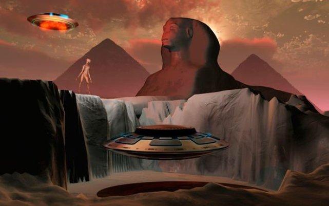 De los ovnis al antiguo Egipto: 3 teorías de conspiración que han demostrado ser ciertas
