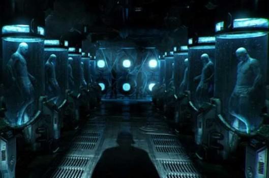 """Ingeniero de la Fuerza Aérea de EE. UU.:""""Hay túneles secretos con cuerpos y aviones extraterrestres"""" 13"""