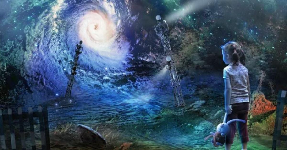 Estamos experimentando el fenómeno de los universos paralelos.