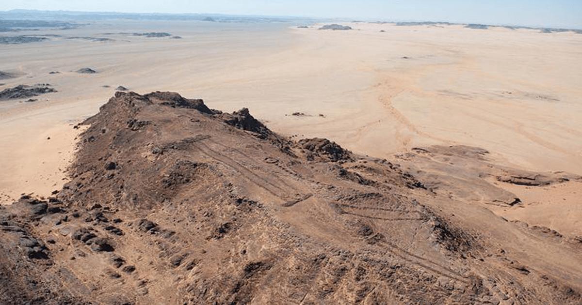 Las extrañas ruinas de piedra de 7.000 años de antigüedad pueden haber sido parte de un antiguo culto al ganado