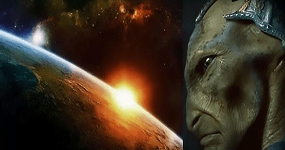 Los extraterrestres ya han llegado y el encubrimiento está a punto de estallar