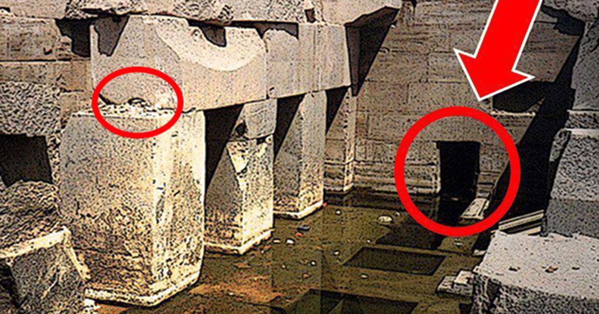 Antiguo Egipto: Imposible que se pudiera haber construido esto hace 7.000 años
