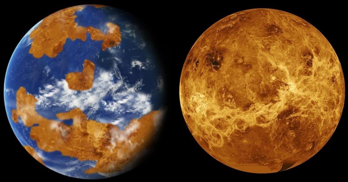 Venus pudo haber tenido océanos y haber sido habitable durante 2 mil millones de años – NASA