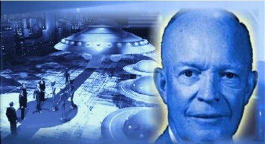 """Estados Unidos ha celebrado un""""Acuerdo Secreto"""" con los extraterrestres grises para la conservación de la"""