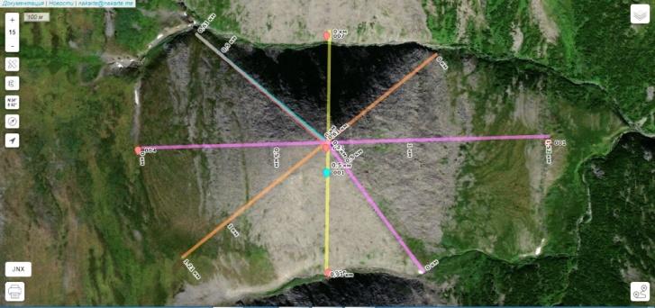 Se descubrió una pirámide gigante en los Urales 4