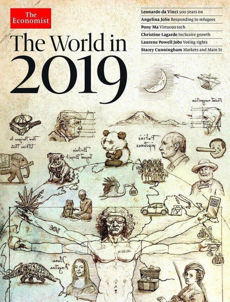 La revista Rothschild predijo el coronavirus hace más de un año 2