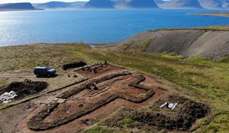 Se encontró un asentamiento en Islandia, mencionado en 3 cuentos de hadas