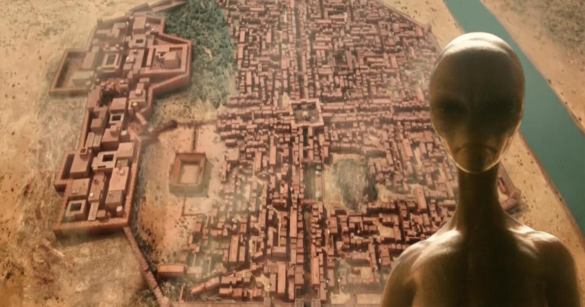 El antiguo Mohenjo Daro fue gobernado por una civilización avanzada desconocida que desapareció hace 2.000 años