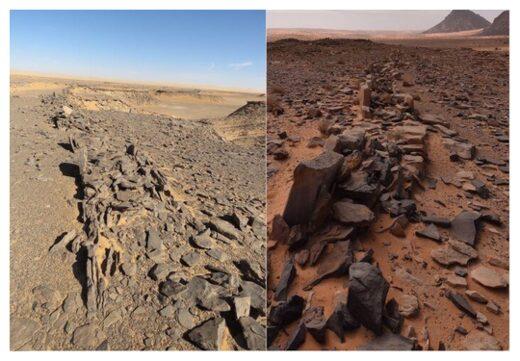 El misterio de las estructuras de piedra de 7.000 años descubiertas en Arabia Saudita
