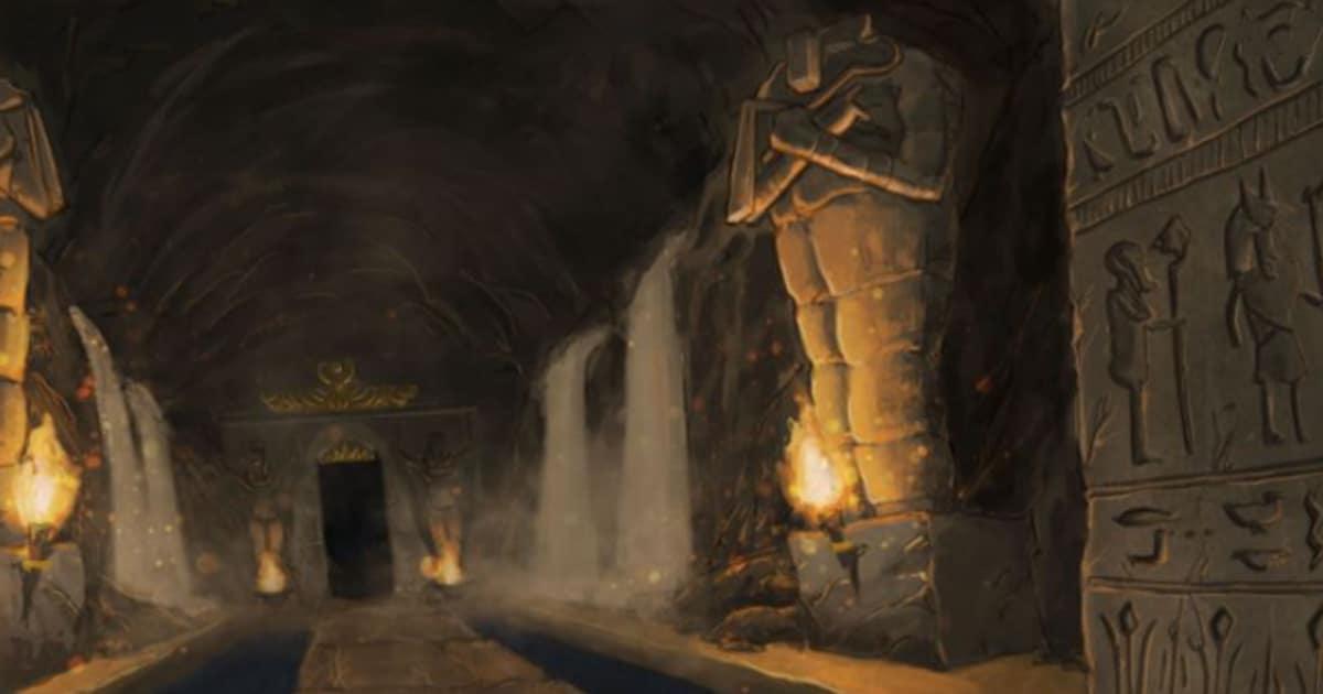 Esta antigua ciudad subterránea de Egipto se mantiene oculta al mundo