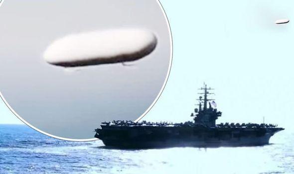 La Marina de los EE. UU. Admite que tiene más información / videos sobre ovnis