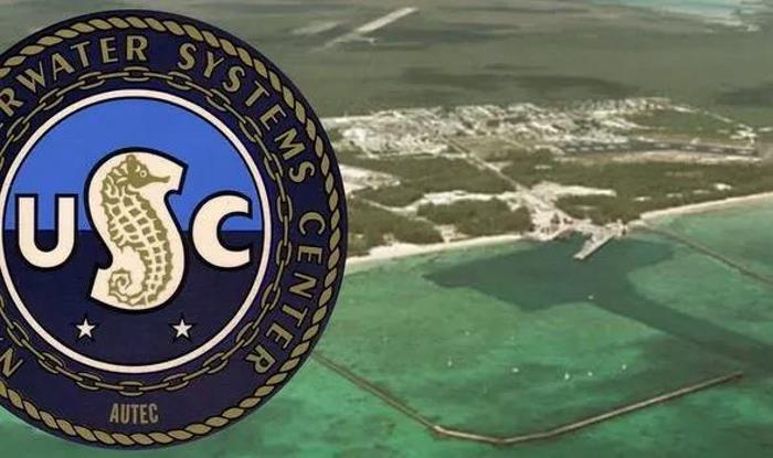 La Marina de los EE. UU. Tiene un área secreta de buceo 51