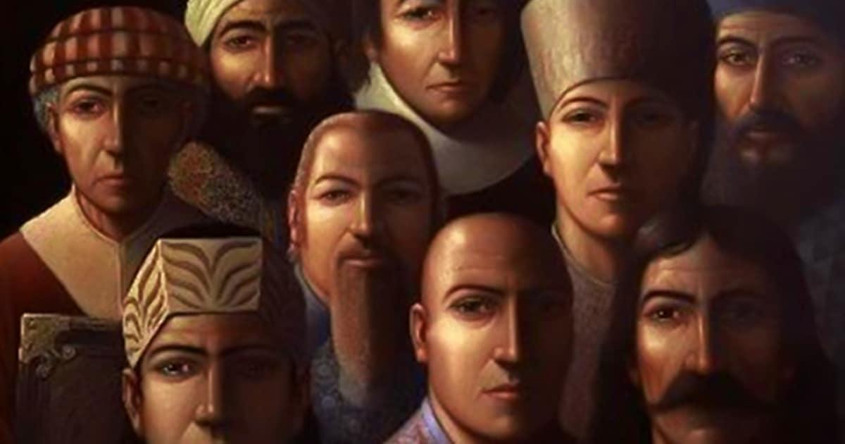 La leyenda de los nueve hombres desconocidos: guardan los mayores secretos del mundo