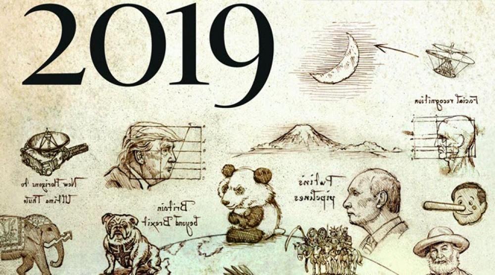 La revista Rothschild predijo el coronavirus hace más de un año