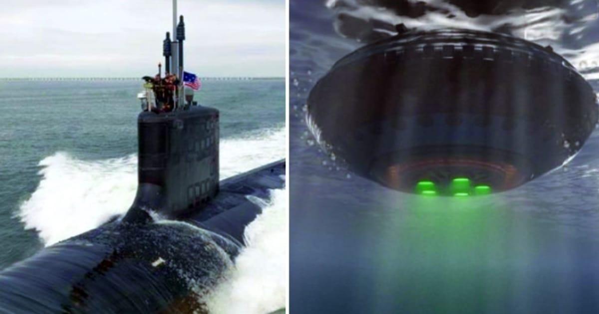 Los submarinos de la Armada de los Estados Unidos han detectado ovnis que se mueven rápidamente bajo el agua