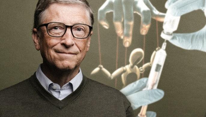 Bill Gates reacciona a la «teoría de la conspiración de las vacunas»