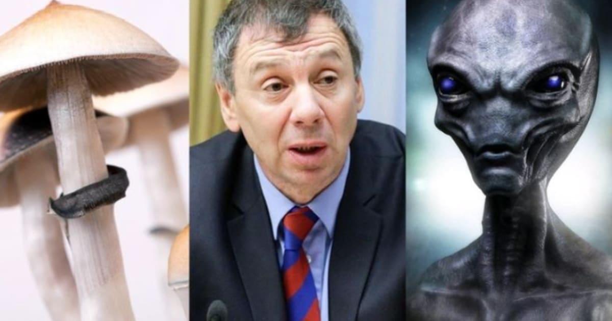 Los extraterrestres existen en nuestro universo, pero en forma de medusas o micelio, dice el experto