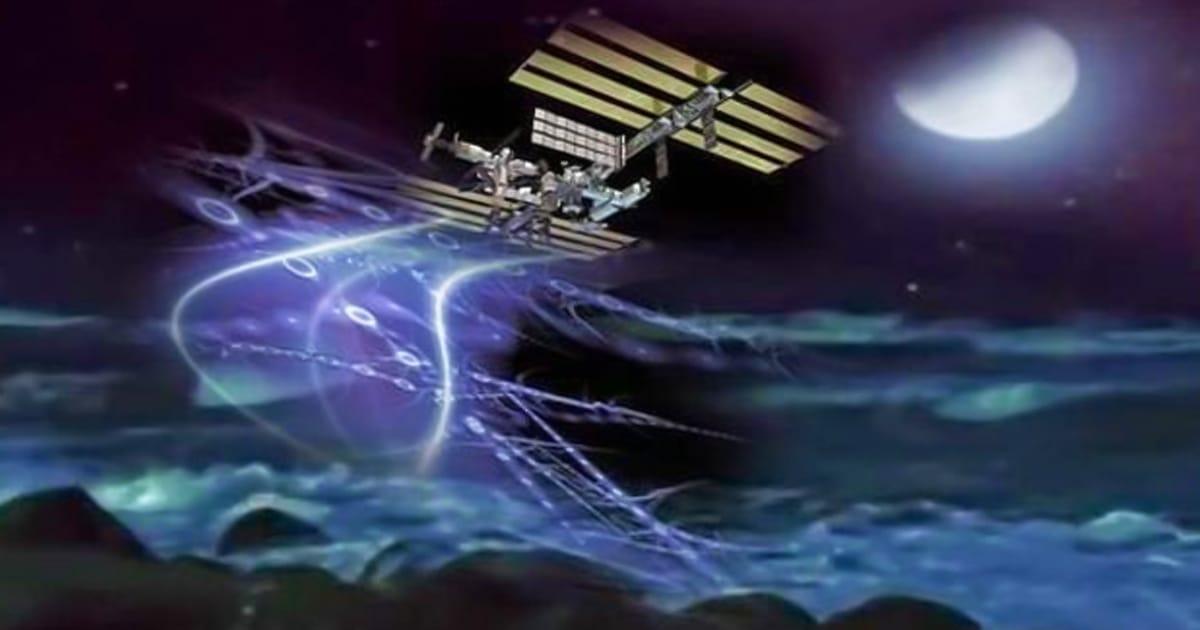 Vida extraterrestre en el espacio: se encontró plancton marino en la superficie de la EEI